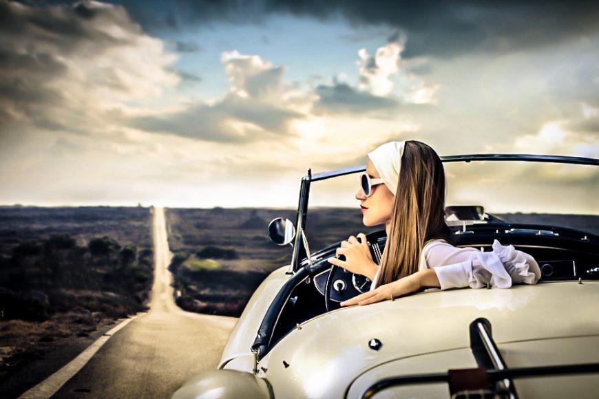 Trois astuces pour garder votre cabriolet en bon état