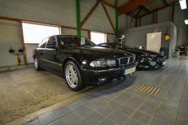 BMW 740 Da VENDUE