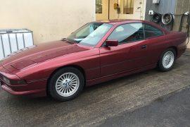 BMW 850 CI – VENDUE
