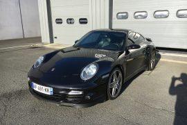 PORSCHE 911 type 997 TURBO Tiptronic VENDUE