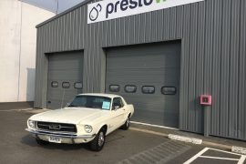 FORD MUSTANG 67 VENDUE